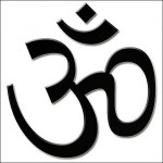 Om, the symbol of Hinduism, and accordingly, the symbol of the Hindu faith-state, Stan-Ra-Bhodizafa.