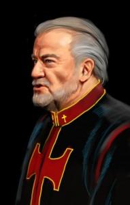 Archdeacon Aristes
