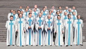The 36 members of the Senate.